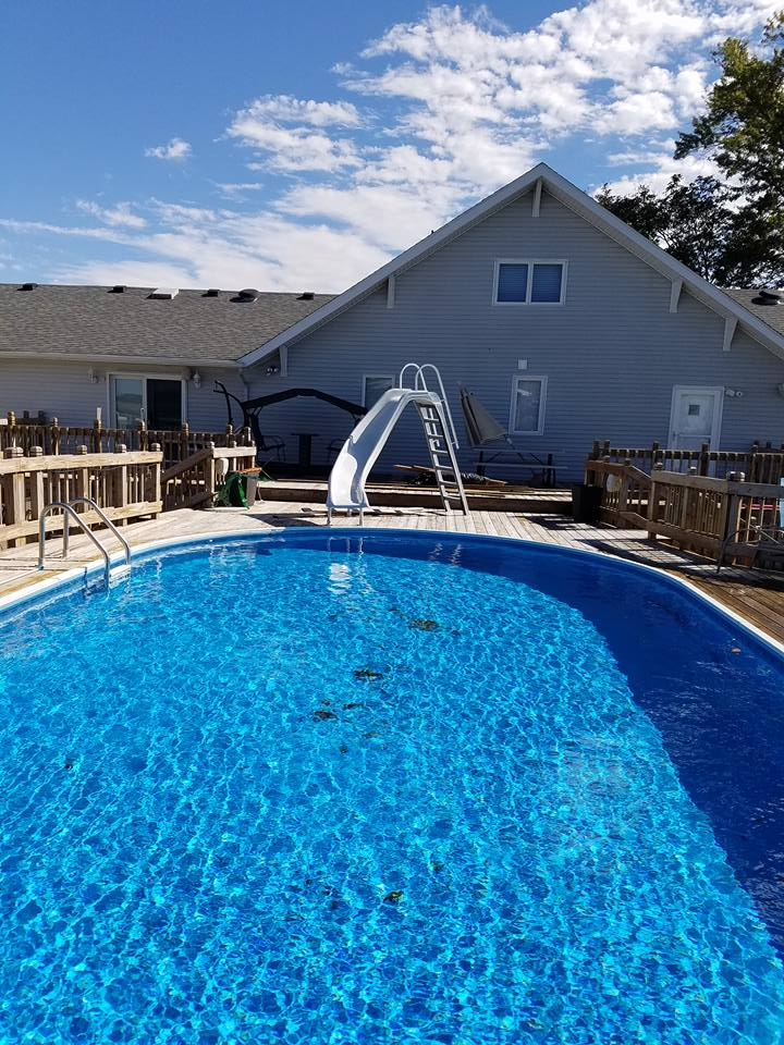Your pool water should be healthy, clear and beautiful! If you're curious about how to utilize the LSI Index to keep our pool water balanced and safe for your pool equipment & swimmers - contact Illiana Backyard Fun! We are here to educate our home owners and ensure that they have a happy and safe swimming pool to enjoy for years to come!
