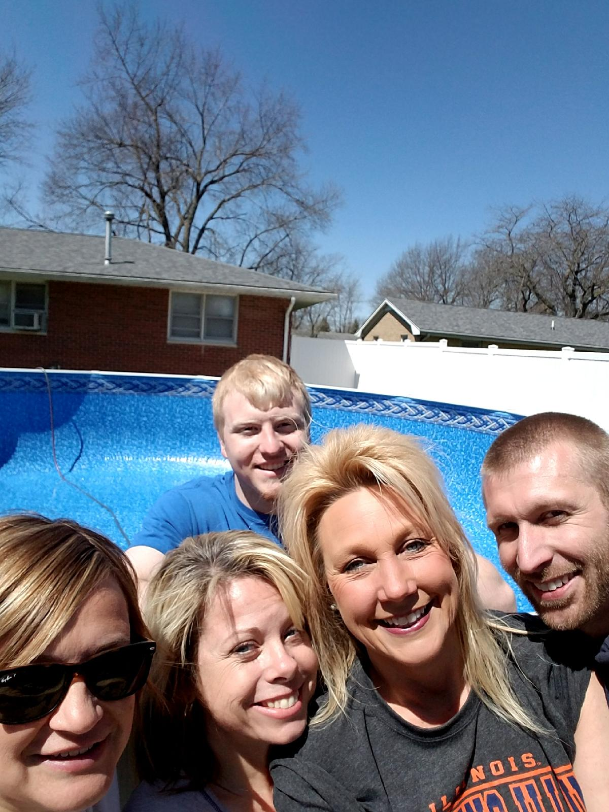 At Illiana Backyard Fun, we believe that pool ownership should be a delight for every home owner. Your swimming pool is your escape from reality and the place where many great memories are made. Our mission is to help each home owner find that sense of happiness in their home by partnering with each customer.